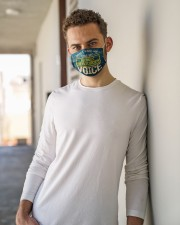 Human Resources dont make me use my voice mas- Cloth Face Mask - 3 Pack aos-face-mask-lifestyle-10