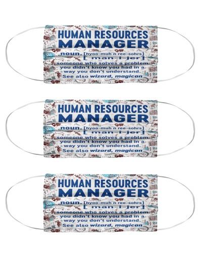 human resources noun mas