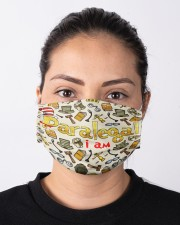 i am mas Paralegal Cloth Face Mask - 3 Pack aos-face-mask-lifestyle-01
