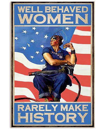 female welder make history