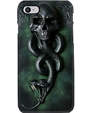 voldemrt death eater hrry pttr clay pc phq-NTH Phone Case i-phone-8-case