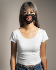 Multiple Sclerosis It's fine I'm fine mas  Cloth Face Mask - 3 Pack aos-face-mask-lifestyle-15