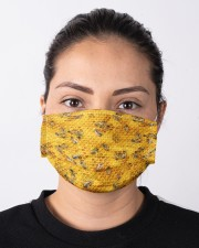 beekeeper honey mas  Cloth Face Mask - 3 Pack aos-face-mask-lifestyle-01
