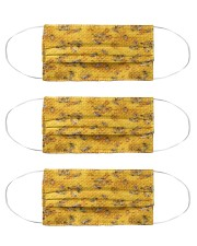 beekeeper honey mas  Cloth Face Mask - 3 Pack front