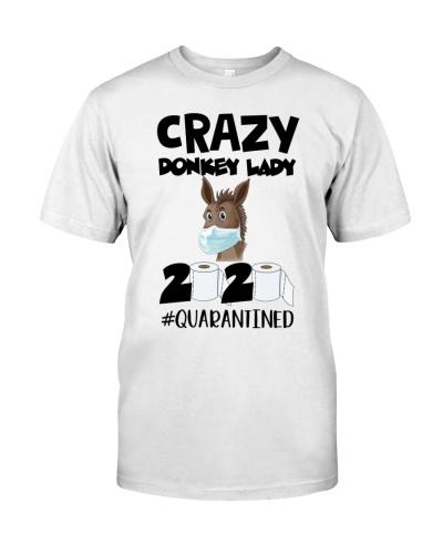 crazy donkey lady 2020