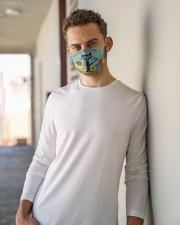 kindergarten groovy mas  Cloth Face Mask - 3 Pack aos-face-mask-lifestyle-10
