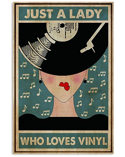 Just A Lady Who Loves Vinyl