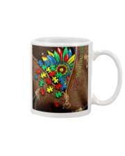 autism zip all over tote lqt-NTH Mug thumbnail