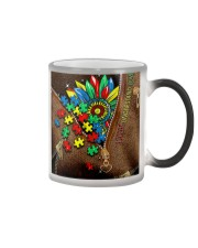 autism zip all over tote lqt-NTH Color Changing Mug thumbnail