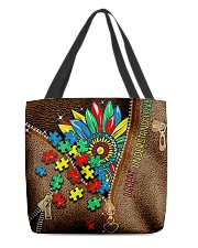 autism zip all over tote lqt-NTH All-over Tote back