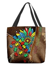 autism zip all over tote lqt-NTH All-over Tote front