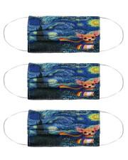 lgbt chihuahua vang mas  Cloth Face Mask - 3 Pack front