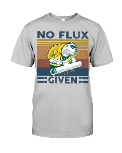 welder no flux given