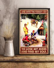 boy scout US forest find my soul poster 11x17 Poster lifestyle-poster-3