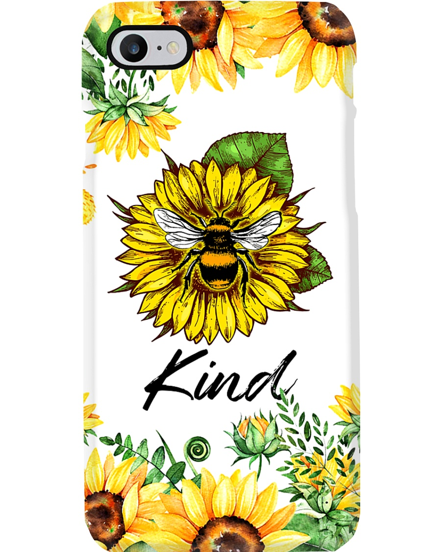 bee kind Phone Case