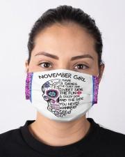 november girl skull mas  Cloth Face Mask - 3 Pack aos-face-mask-lifestyle-01