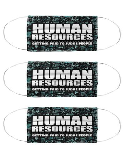 Human Resources judge people mas