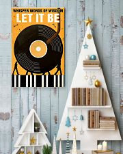 vinyls let it be  11x17 Poster lifestyle-holiday-poster-2