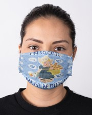 so cute be dutch girl mas Cloth Face Mask - 3 Pack aos-face-mask-lifestyle-01