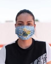 so cute be dutch girl mas Cloth Face Mask - 3 Pack aos-face-mask-lifestyle-03