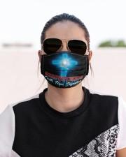 Dispatcher Faith Hope Dispatch mas Cloth Face Mask - 3 Pack aos-face-mask-lifestyle-02