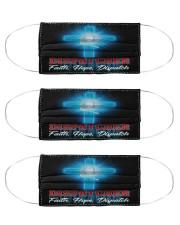 Dispatcher Faith Hope Dispatch mas Cloth Face Mask - 3 Pack front