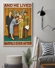 boy scout and he lived happily ever after poster 11x17 Poster lifestyle-poster-1