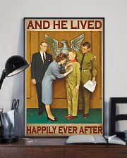 boy scout and he lived happily ever after poster 11x17 Poster lifestyle-poster-2