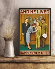 boy scout and he lived happily ever after poster 11x17 Poster lifestyle-poster-3
