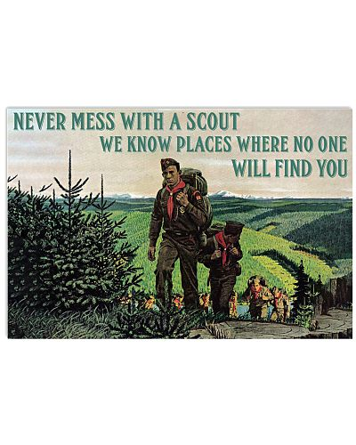 scout no place to find you