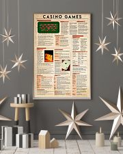 Casino Games poster 24x36 Poster lifestyle-holiday-poster-1