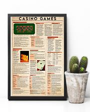 Casino Games poster 24x36 Poster lifestyle-poster-8