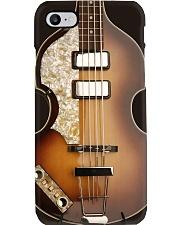 Pau Mccart violin bass case dvhh-dqh Phone Case i-phone-8-case