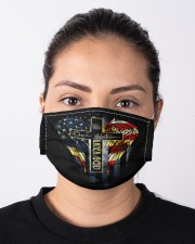 one nation under god american mas  Cloth Face Mask - 3 Pack aos-face-mask-lifestyle-01