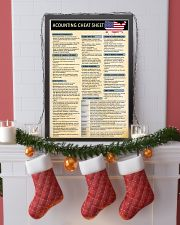 Accounting cheat sheet USA 1 poster 24x36 Poster lifestyle-holiday-poster-4