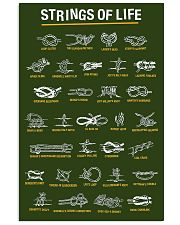scout strings of life  11x17 Poster front