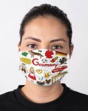 germany map mas  Cloth Face Mask - 3 Pack aos-face-mask-lifestyle-01