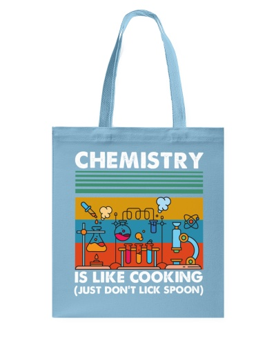 chemistry cooking