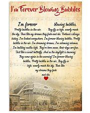 westha lyri 11x17 Poster front