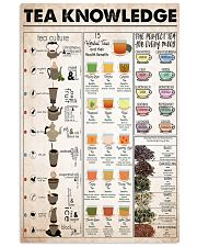 tea knowledge 11x17 Poster front