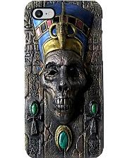 egyptian skull pc lqt ngt  Phone Case i-phone-8-case