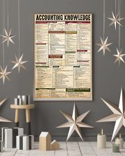 accounting knowledge  24x36 Poster lifestyle-holiday-poster-1