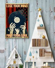 Vinyl Records Lose Your Mind 11x17 Poster lifestyle-holiday-poster-2