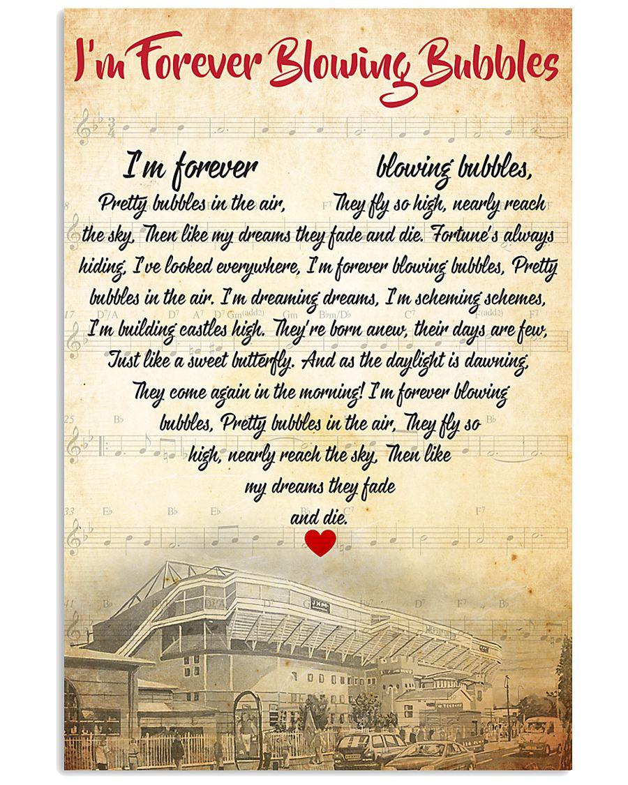 westha lyri 11x17 Poster