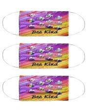 be kind lbgt mas Cloth Face Mask - 3 Pack front