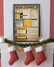 Accounting Statement 101 24x36 Poster lifestyle-holiday-poster-4