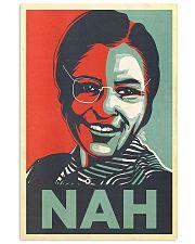 black nah parks poster  11x17 Poster front