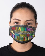 librarian special key Cloth Face Mask - 3 Pack aos-face-mask-lifestyle-01
