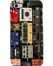guitar pedalboard setup pc phq ngt Phone Case i-phone-8-case
