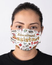 Educational Assistant I am mas  Cloth Face Mask - 3 Pack aos-face-mask-lifestyle-01